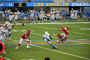 NFL、王者チーフス開幕2連勝 第2週第2日、49ers初白星 画像1