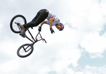 五輪自転車代表の中村輪夢が優勝 全日本BMXパーク 画像1