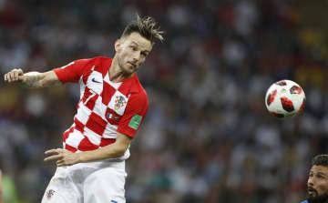 ラキティッチが代表引退 クロアチアのW杯準優勝に貢献 画像1