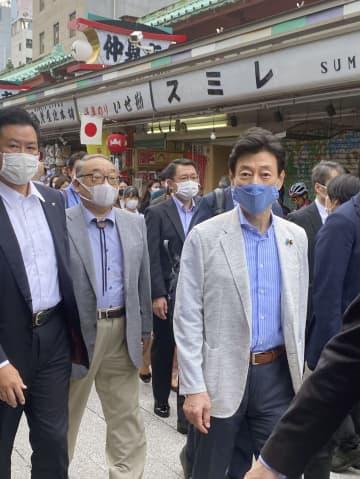 GoToイベント、月内に判断 西村再生相が方針 画像1