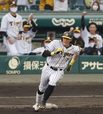 神6―3D(22日) 阪神・糸井が3打点の活躍 画像1
