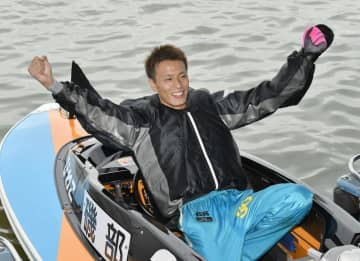 ボートレース、磯部がG1初制覇 ヤングダービー 画像1