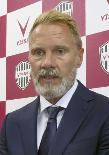 J1神戸、フィンク監督が退任 23日はビベスコーチが指揮 画像1