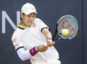 男子テニス錦織、西岡1回戦敗退 ハンブルク・オープン 画像1
