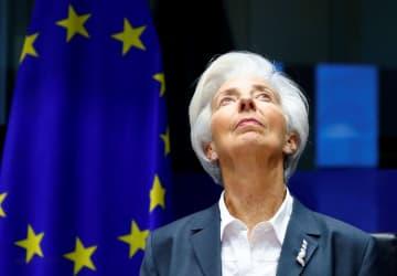 欧州中銀が環境債を買い入れ 量的緩和政策、総裁意向反映か 画像1