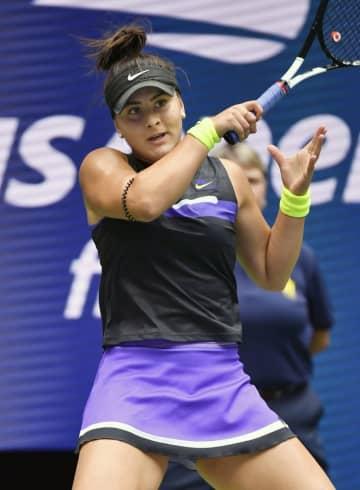 アンドレースクが全仏テニス欠場 健康を重視、練習に集中 画像1