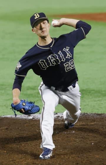 ソ5―10オ(23日) オリックスの田嶋が3勝目 画像1