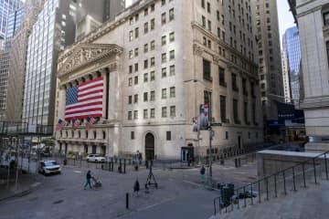 NY株反落、525ドル安 米与野党協議難航を嫌気 画像1