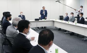 新幹線長崎ルート22年暫定開業 北陸は工事遅れ、与党PTで報告 画像1
