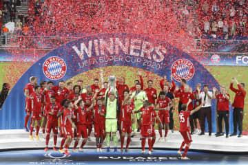 Bミュンヘン、7季ぶりV サッカー欧州スーパー杯 画像1