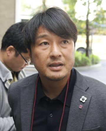 J1神戸新監督「全力尽くす」 三浦淳寛氏、26日札幌戦に向け 画像1