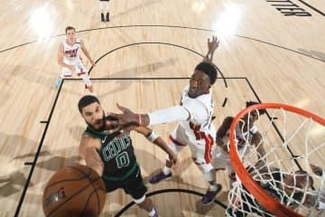 NBA、セルティックスが2勝目 プレーオフ東決勝 画像1