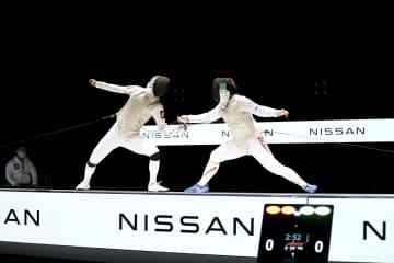 松山、菊池が4年ぶり2度目のV 全日本フェンシング最終日 画像1