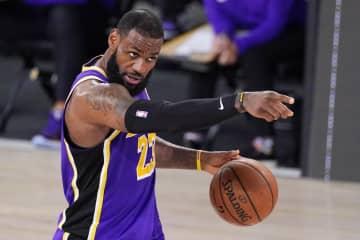 レーカーズがNBA決勝へ NBAプレーオフ 画像1