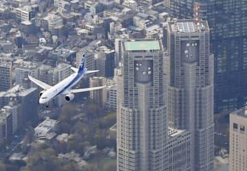 羽田新ルート、是非今なお 運用半年、コロナで運航減 画像1