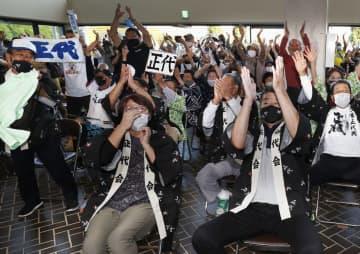 熊本県出身力士初の優勝に沸く 「地元の誇り」と歓喜 画像1