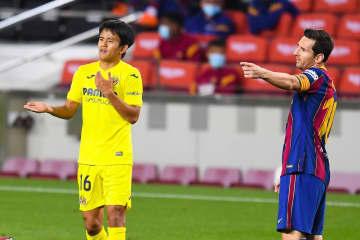 ビリャレアルの久保建は途中出場 スペイン1部リーグ 画像1