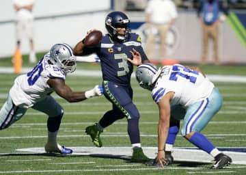 シーホークスが開幕3連勝 NFL第3週第2日 画像1