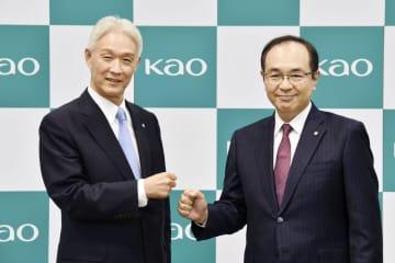 花王社長に長谷部佳宏氏が昇格 来年1月、沢田氏は会長に就任 画像1