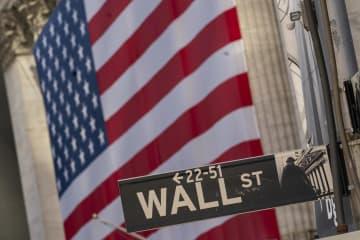 NY株反落、131ドル安 大統領選討論会にらむ 画像1