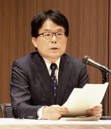 日本郵政、3兆円の特別損失 ゆうちょ銀株の大幅下落で 画像1