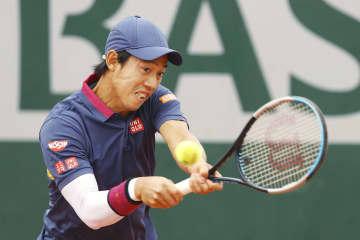 錦織圭、西岡良仁は2回戦敗退 全仏テニス第4日 画像1