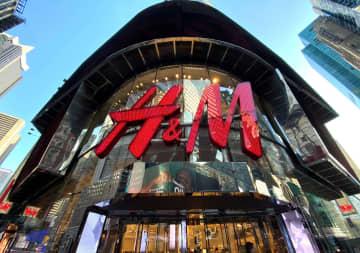 H&M、21年に250店減 コロナでネット通販強化 画像1