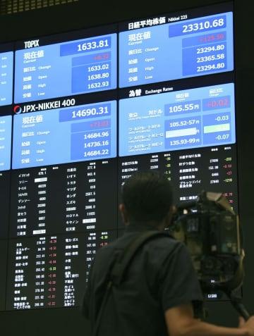 東証復旧、投資家に安堵や懸念 「よかった」「海外の信用は」 画像1