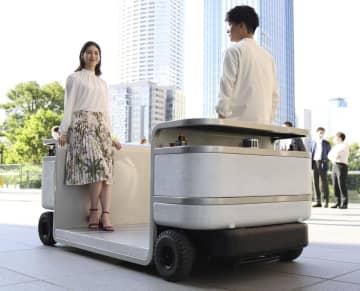 関電、観光地に自動走行車提供 新規事業取り組み 画像1