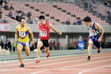 桐生が10秒27で2度目の優勝 陸上、日本選手権第2日 画像1