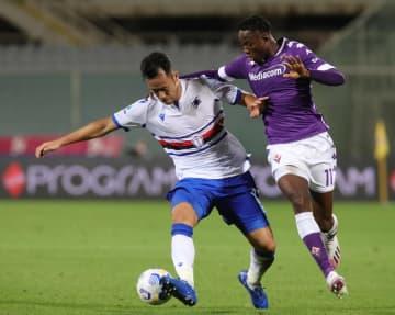 吉田麻也はフル出場で初勝利 イタリア1部リーグ 画像1