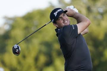 小平は通算7オーバーで予選落ち 米男子ゴルフ第2日 画像1