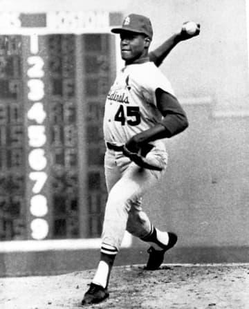 名投手ボブ・ギブソンさん死去 大リーグ通算251勝、84歳 画像1
