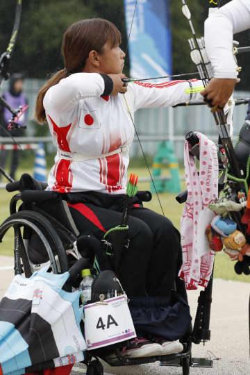 健常者の全日本にパラ代表が出場 アーチェリー、37歳の重定 画像1