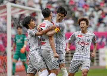 J1、川崎がC大阪との対決制す G大阪は4連勝 画像1