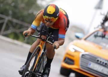 自転車レース、新城は115位 ジロ・ディタリアが開幕 画像1