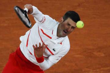 ジョコ、最多11年連続の16強 全仏テニス第7日 画像1