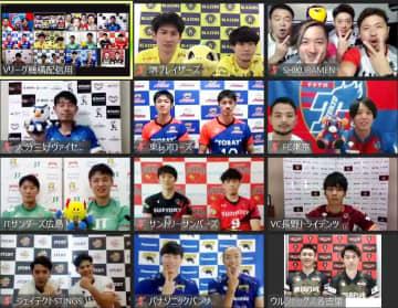 西田有志「結果を求める」 バレーVリーグ男子1部 画像1
