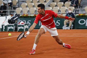 ジョコビッチが11年連続8強 全仏テニス第9日 画像1