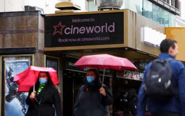 米英の映画館、一時閉鎖 コロナで需要減、新作延期 画像1