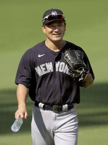 ヤンキース田中、第3戦先発へ レイズとの地区シリーズ 画像1