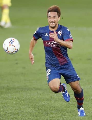 岡崎慎司は復帰まで2~3週間 ウエスカが発表、サッカー 画像1