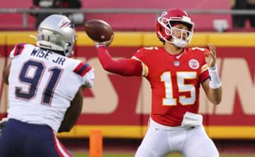 NFL、チーフスなどが4連勝 第4週終了 画像1