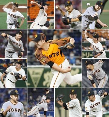 菅野、開幕投手から13連勝 プロ野球記録更新 画像1