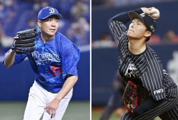 9月MVP、セは大野雄と梶谷 パは山本と浅村 画像1