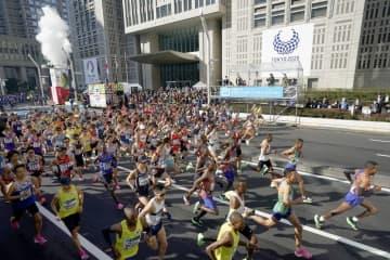 来年の東京マラソン3月開催断念 秋に実施へ、コロナで 画像1