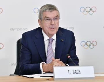 東京五輪、海外からの観客前提 IOC会長、経費削減評価 画像1