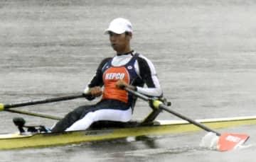 ボート全日本選手権が開幕 五輪代表候補ら久々の実戦 画像1