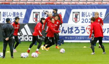 サッカー日本、9日カメルーン戦 昨年12月以来の試合 画像1