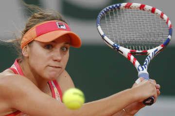 テニス、ケニンが初の決勝進出 19歳シュビオンテクも 画像1